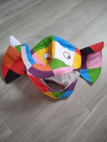 карнавальный костюм голова слоника 3-5 лет