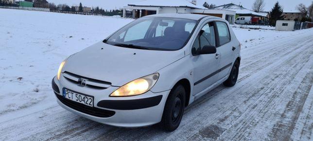 Peugeot 307 1.4+gaz 2002 rok 5 drzwi TANIO !!!