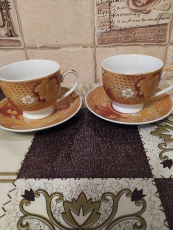 Кофейный набор с 4 предметов
