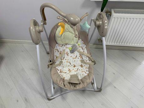 Колыбель-качели Carrello Grazia дитяче крісло-гойдалка