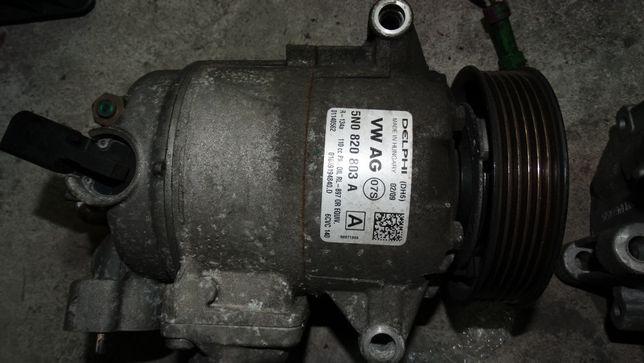 Kompresor klimatyzacji VW Skoda Audi 5N0