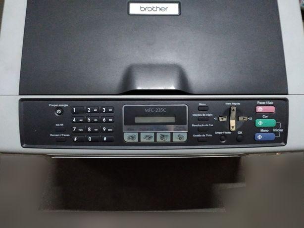 Impressora multifunções Brother MFC235