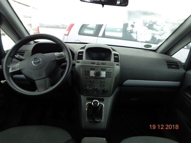 Poduszki Opel Zafira B Astra H napinacze pasy sensor KPL Euro WYSYŁKA