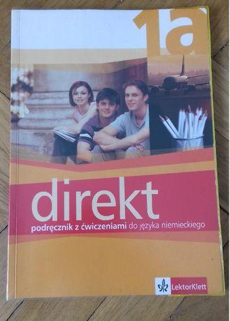 """""""direkt"""" Podręcznik do NIEMieckiego"""