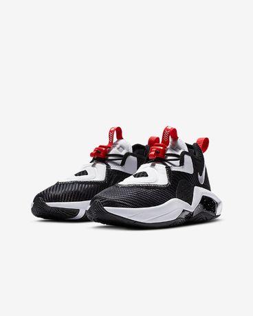 Оригинал! Кроссовки женские Nike LeBron Soldier 14 (GS) 2цвета