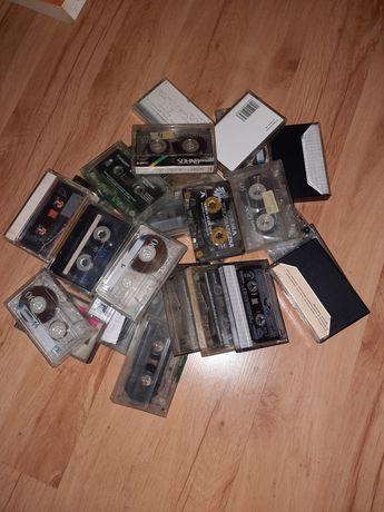 Kasety magnetofonowe używane 30 sztuk.