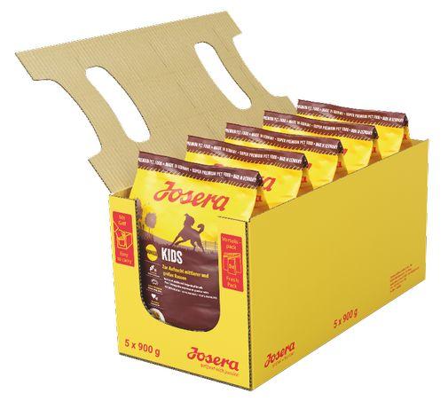 JOSERA Kids 1,8 kg - 2x900 gr - dla szceniaków średnich i dużych ras