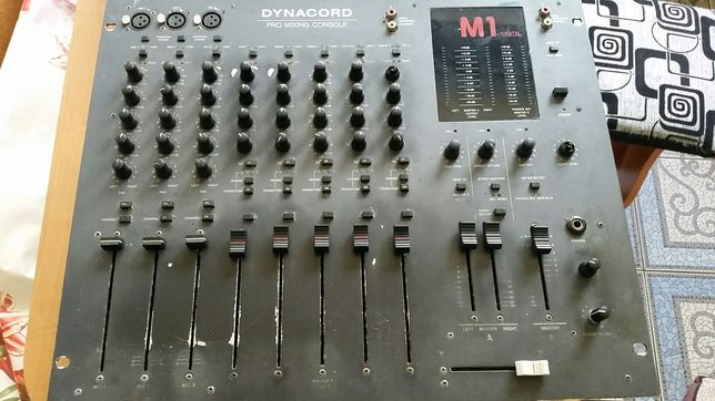 Dynacord pro mixing console M1