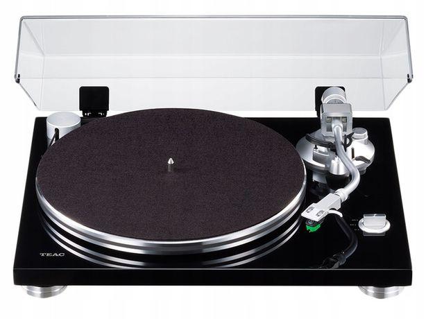 Gramofon TEAC TN-3B USB Przedwzmacniacz - Czarny