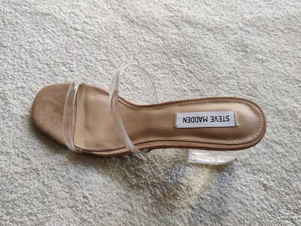 Sapatos de salto - Steve Madden Clear