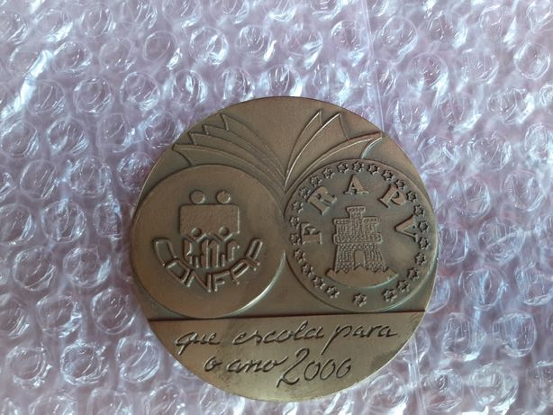 Medalha FRAPV 1992
