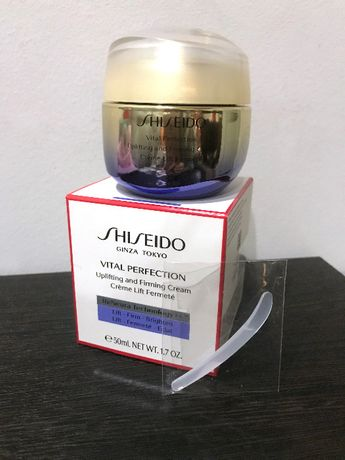 Shiseido vital perfection крем дневной