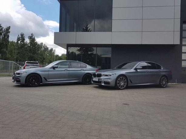 Wynajem BMW samochodu seria 5 G30; G31 520; 525; 530