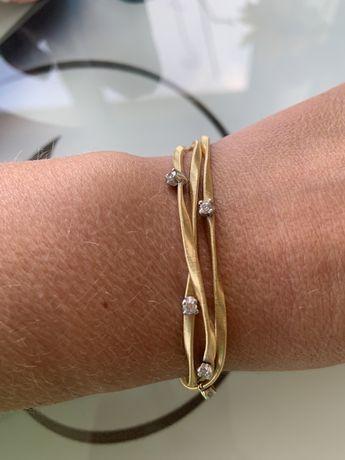 Marco Bicego 18 карат браслет с бриллиантами  діамант