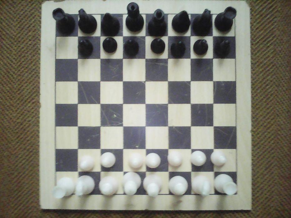 Продам шахматы с доской Кривой Рог - изображение 1