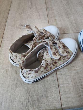Buty tenisówki dwie pary