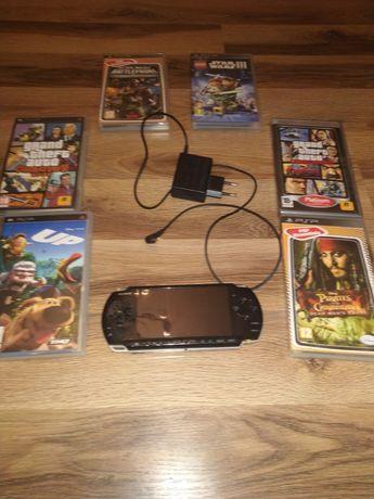 Sprzedam dobre najnowsze PSP to najnowszy soft 6.60 z ostatnich modeli