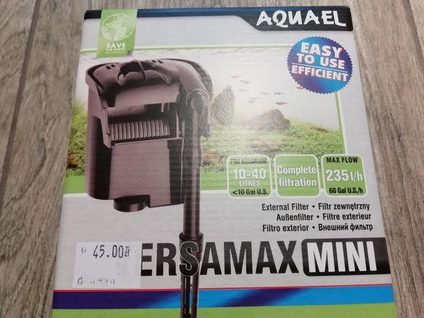 Aquael, Versamax mini, filtr zewnętrzny