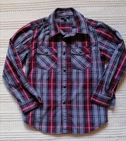 Śliczna koszula KappAhl, rozm. 122, na 6 -7 lat