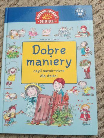 Dobre maniery czyli savoir-vivre dla dzieci