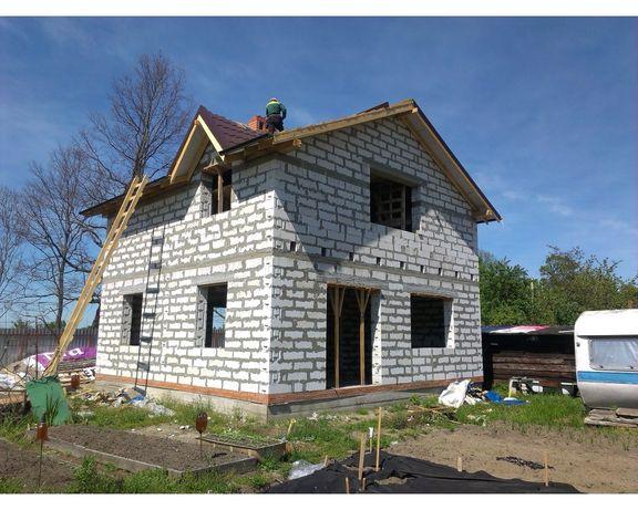 Строительство котеджей, гаражей, домов, заборы, кровля, стяжка, сантех