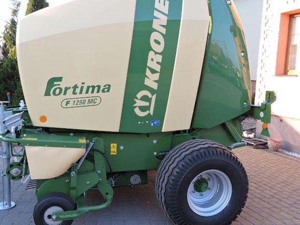 KRONE Fortima F 1250 MC- Komfort