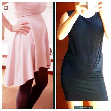 Zestaw 2 sukienek- ciązowe