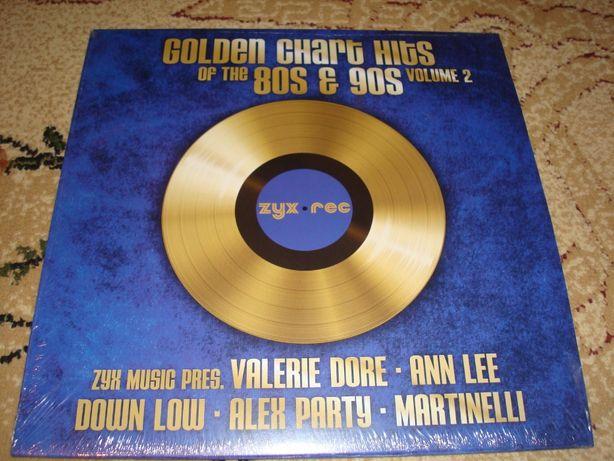 Płyty winylowe Golden Chart Hits