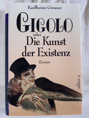 """Niemiecka książka """"Gigolo..."""""""