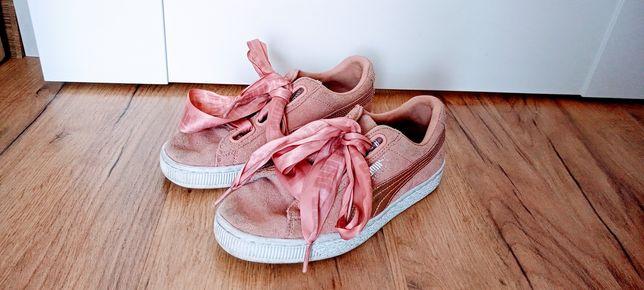 Adidasy Sneakersy PUMA Suede Heart rozm. 35.5 22 cm