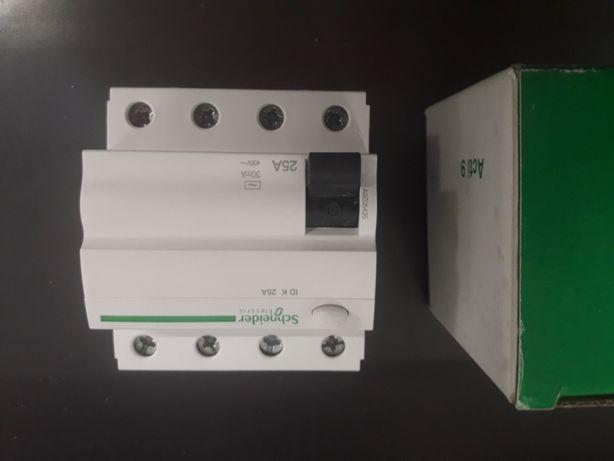 Wyłącznik różnicowo prądowy - nowy (różnicówka).