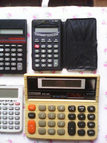 Продам калькуляторы времён СССР