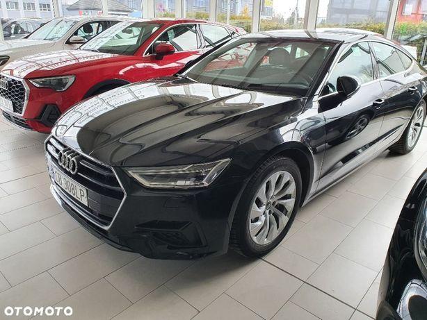 Audi A7 Salon Polska Automat Nowy model DSG 4x4