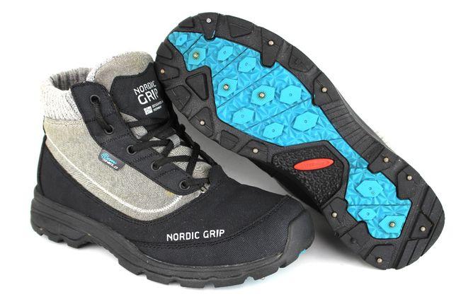 PROFESJONALNE buty trekkingowe Zimowe + KOLCE r 39 -50%