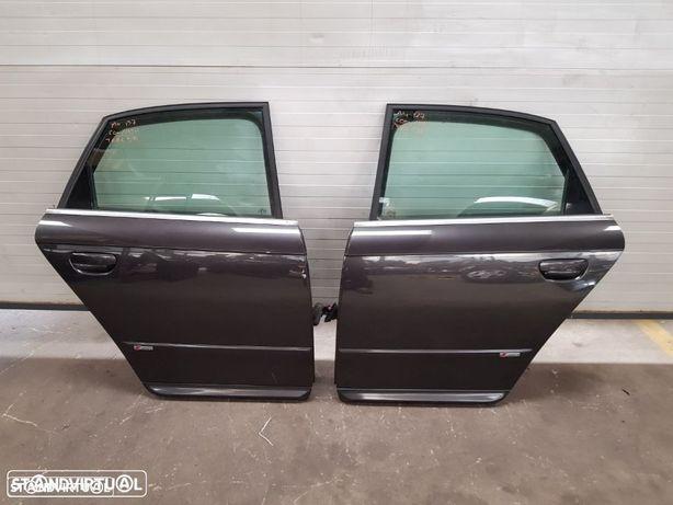 Porta Audi A4 B7 - Carro
