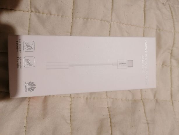 Adapter Huawei słuchawki