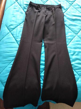 Calças pretas Zara - baratas