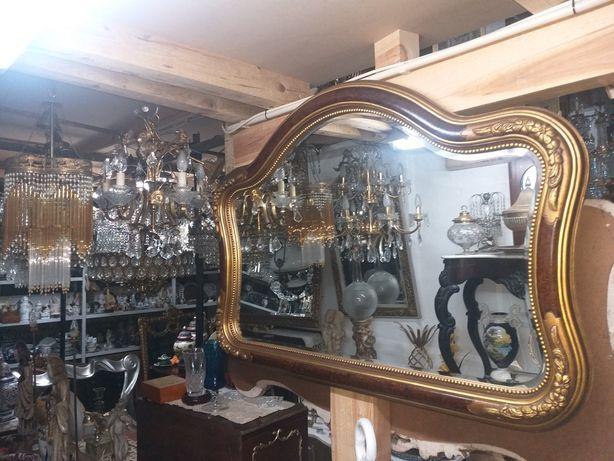 Espelhos talhados(vários)
