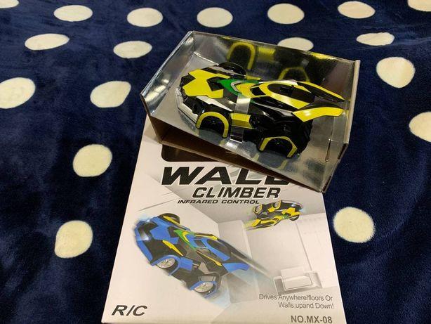 Антигравитационная машинка wall car скидка Wall climber лучший подарок