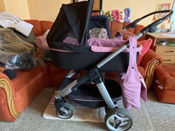 Wózek dzieciecy Teutonia Cosmo