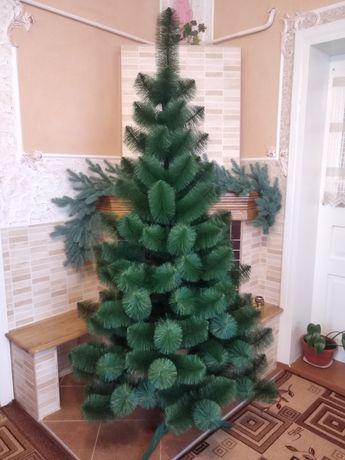 Искусственная елка сосна, елка Искусственная, штучна ялинка, сосна 2,1