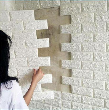Cамоклеющиеся 3D Панели Обои Для Стен, Декор Панели Под К