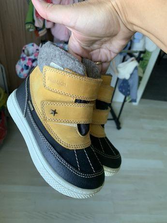 Зимние термо ботинки на мальчика Primigi Италия
