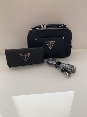 Komplet Guess torebka+portfel