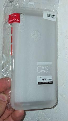 Чехол Xiaomi Redmi note 7. Чехол редми нот 7