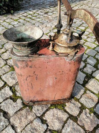 Máquina Pulverizar/Sulfatar em Cobre Antiguidade