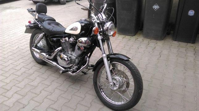 Yamaha Virago 125cc kat. B. Zarejestrowany.