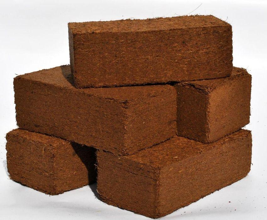 Hidroponia - Fibra de Coco - Pack 6 Blocos - Loja Oficial Marvila - imagem 1