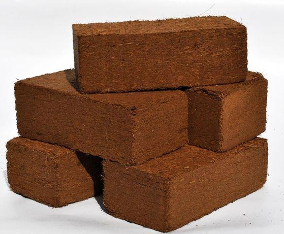 Hidroponia - Fibra de Coco - Pack 6 Blocos - Loja Oficial