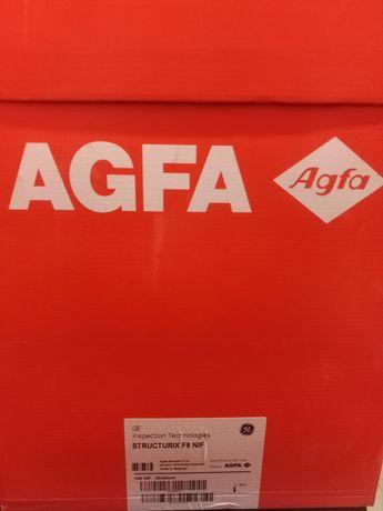 Рентген пром. Пленка Agfa f8